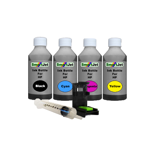 HP 300, 301, 650,651, 901,302,652 Refill Kit