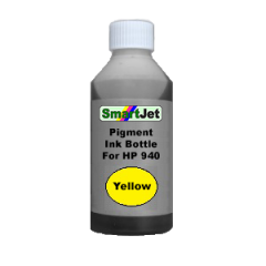 Bulk ink Bottle For HP 940 - 50ml Yellow Pigment