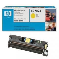 HP - Toner Yellow C9702A - 121A