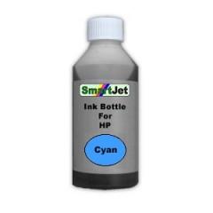 Bulk ink Bottle For HP 100ml Cyan