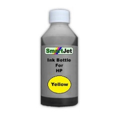 Bulk ink Bottle For HP 200ml Yellow
