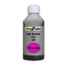 Bulk ink Bottle For HP 500ml Magenta