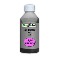 Bulk ink Bottle For HP 500ml Light Magenta