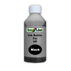 Bulk ink Bottle For HP 1000ml Black