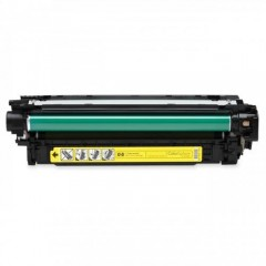 HP CE262A (648A) Yellow Συμβατό Toner