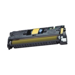 HP C9702A (121A) Yellow Συμβατό Toner